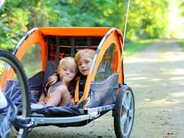 Bicycle Child Seats & Trailers