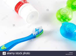 Toothbrushes & Toothpaste