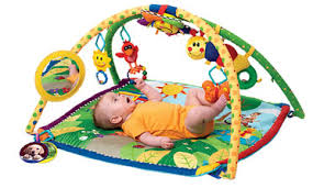 Activity Gym and Playmats